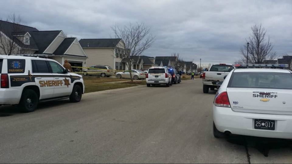 Sheriff at CO poisoning Fenton home
