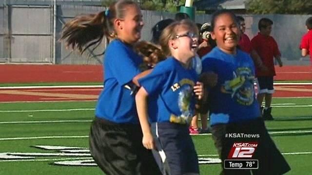 San Antonio Sports After School Program Allows Students To