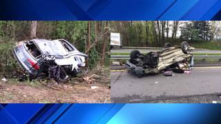 Police identify victims in deadly Interstate 81 crash