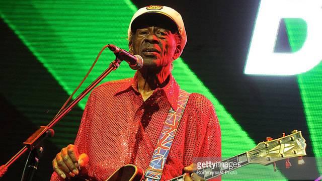 Legendary Rock N Roll Musician Chuck Berry Dies At Age 90