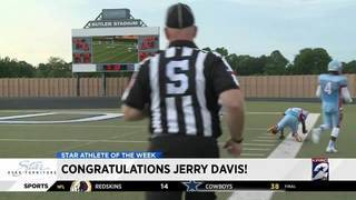 Star Furniture Athlete of the Week: Jerry Davis