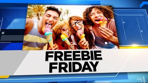 Freebie Friday for Sept. 7, 2018