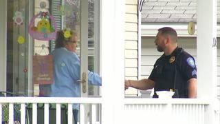 Covington police go door-to-door to meet neighbors