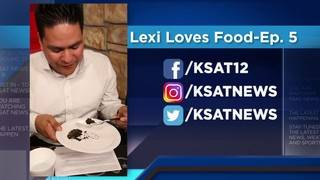 Lexi Loves Food:The Huitlacoche, a.k.a. Corn Smut, Episode with RJ
