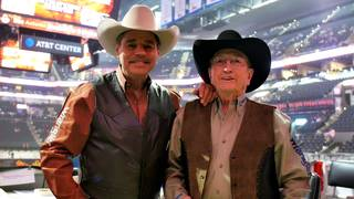 Voice of San Antonio Rodeo, Hadley Barrett, dies at 87