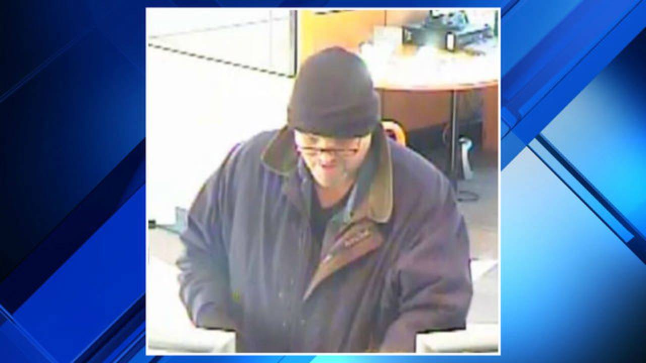 Shelby Township bank robbery suspect 1