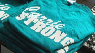 Averett students selling 'Caring for Carrie' shirts to raise ovarian&hellip&#x3b;