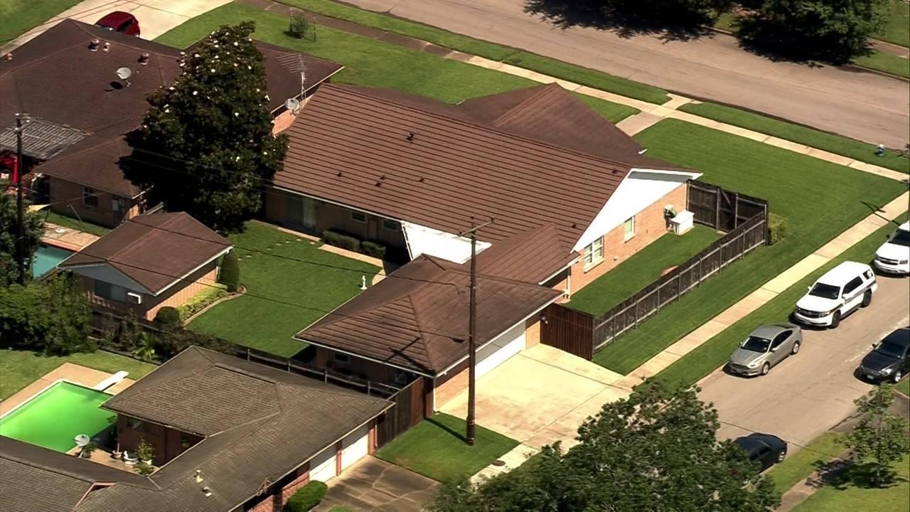 Aerials of Westbury investigation