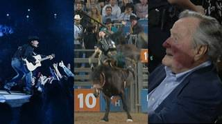 Final day of 2018 Houston Livestock Show and Rodeo