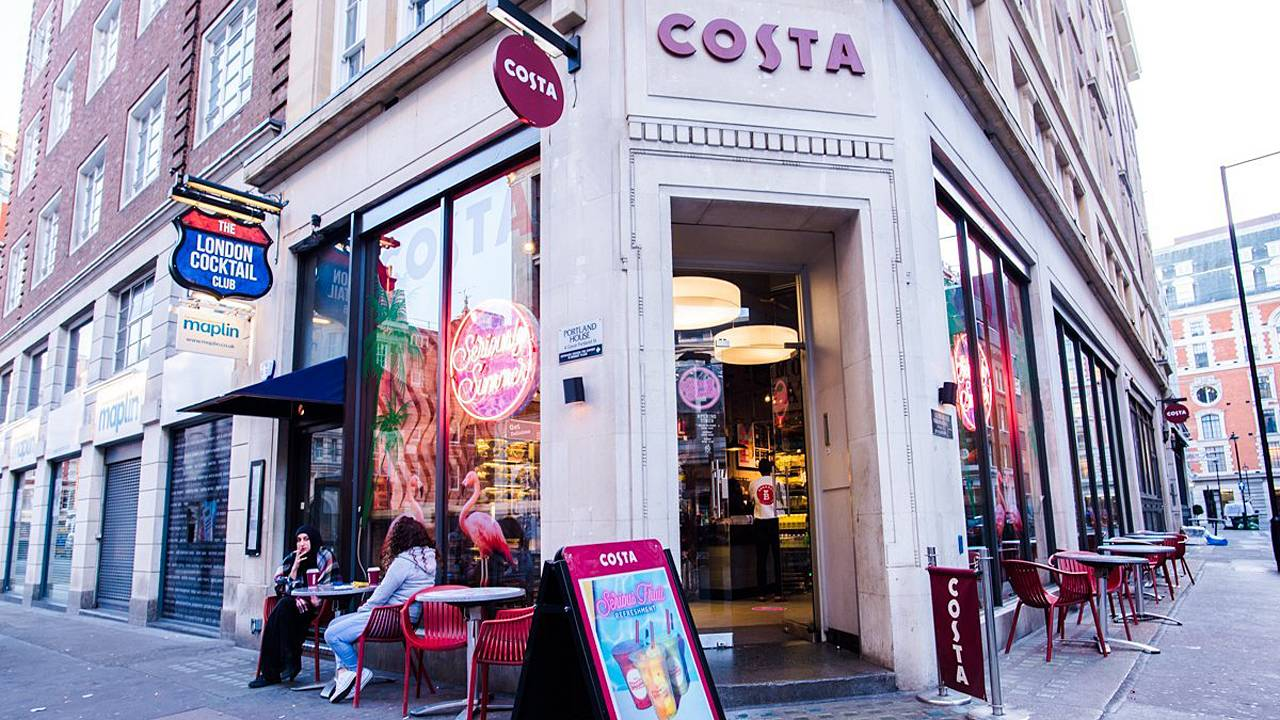 Coca Cola Is Buying Costa Coffee For 5 Billion
