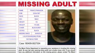 Man with schizophrenia reported missing from assisted living facility
