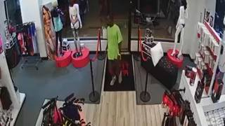 VIDEO: Shoplifter pushes around clerk in confrontation at Houston adult&hellip&#x3b;