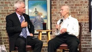 Meteorologist George Winterling honored after release of book