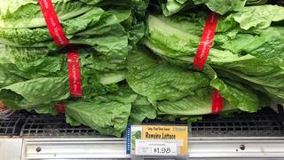 CDC advises US consumers not to eat romaine lettuce