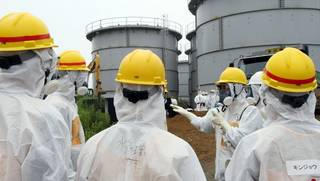 Japan recognizes first death related to Fukushima cleanup