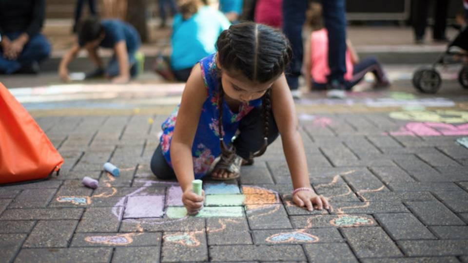 Chalk It Up event 5