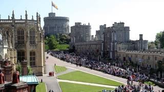 Royal wedding: Stars attend ceremony