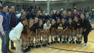 High School Volleyball Highlights: November 10th