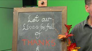 DIY Friday: Make Your Own Chalkboard