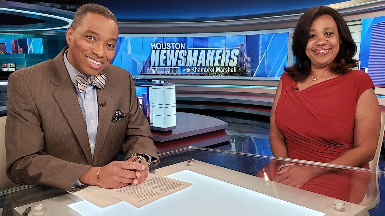 Tiffany Taylor-Hicks on Houston Newsmakers 3-14-19