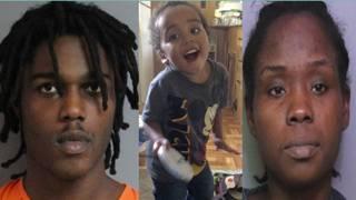 Florida mom encouraged boyfriend who fatally beat 2-year-old son, deputies say