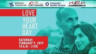 KSAT Community Love Your Heart Day