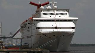 Woman dead after falling from balcony of Jacksonville-based cruise ship
