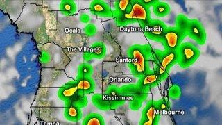 Storms bring more rain to Orlando area
