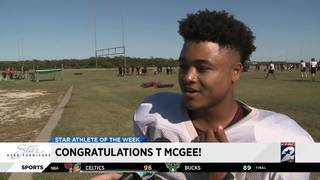 Star Furniture Athlete of the Week: T McGee