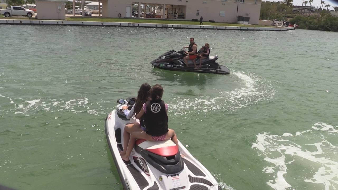 How the Coast Guard keep boaters safe along the Florida Keys 2