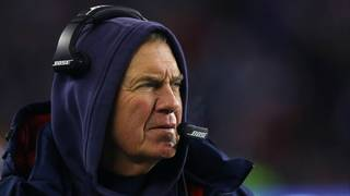 Belichick mum on Brady's status for Jaguars-Patriots AFC title game