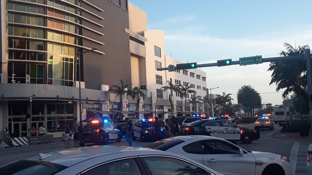 Miami Beach Crash Jan 3