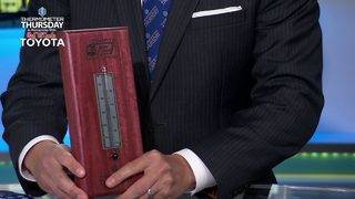 Thermometer Thursday: 8/30/18