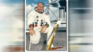 Astronaut Alan Bean, 4th human to walk on moon, has died, NASA announces