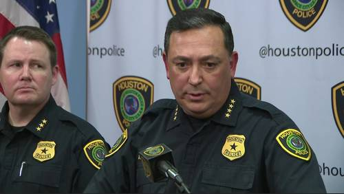 Officer 'will be charged' in connection with deadly shootout, HPD says