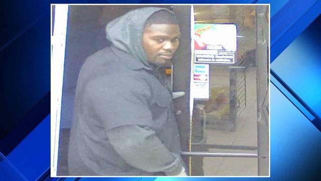 Detroit liquor store armed robbery suspect 1