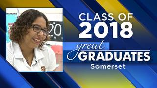 Great Graduates: Lucero Castaneda, Somerset High School