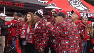 Fans ready to give Georgia home-field advantage in Atlanta