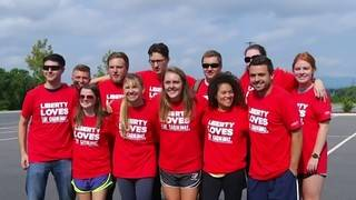 Liberty University students head to North Carolina to help after Florence
