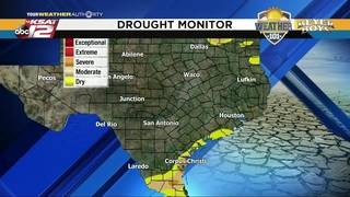 Weather 101: Drought Monitor update for Feb. 2, 2017