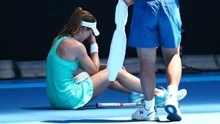 Australian Open heat: Players being sent to 'abattoir'