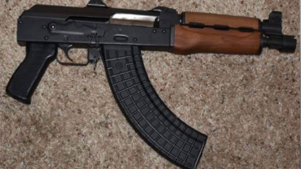 AK pistol Conroe accidental shooting 103119