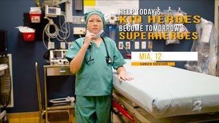 Meet local cancer survivor Mia Spargo