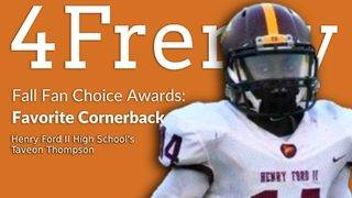 4Frenzy Spotlight: Henry Ford II Cornerback Taveon Thompson