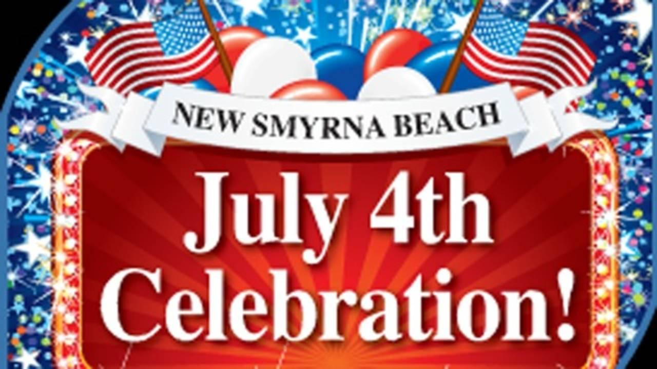 Fourth of July in New Smyrna Beach
