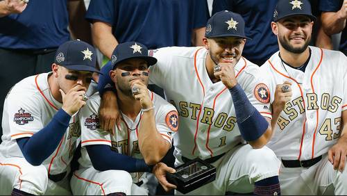 5 burning questions as Astros open 2019 spring training