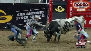Rodeo Cam: Bull Riding 2/15/19