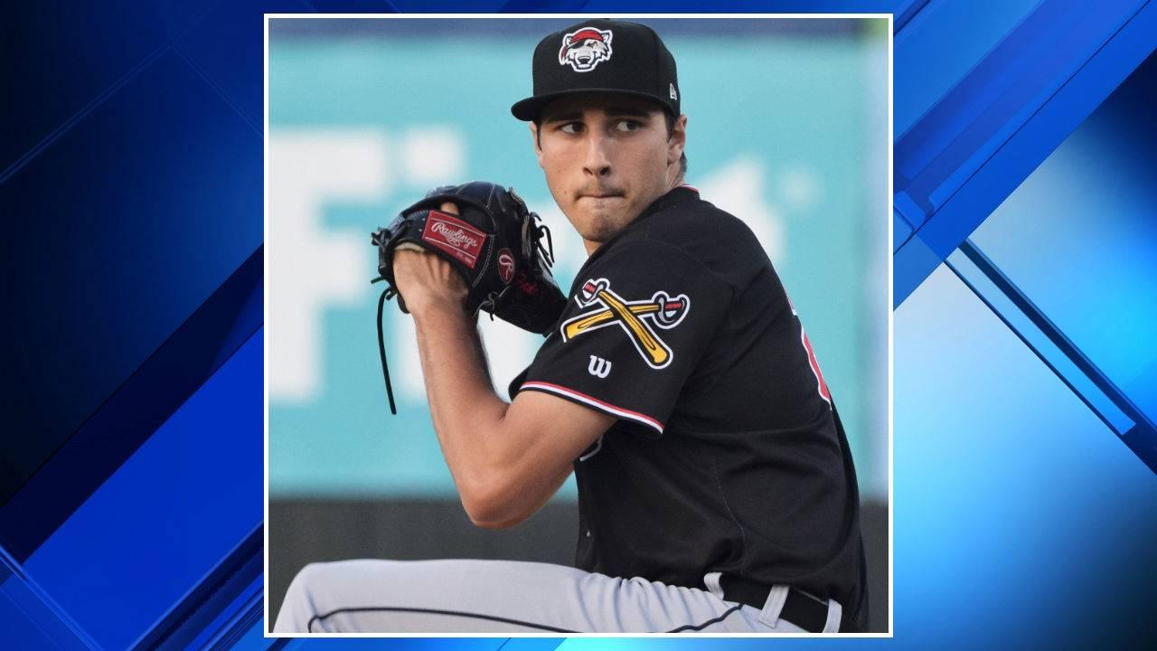 Alex Faedo Erie SeaWolves combined no-hitter April 24 2019