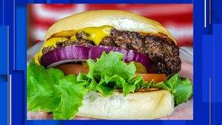 Free burgers, discounts offered in San Antonio on National Cheeseburger Day