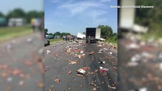 Craziest truck spills